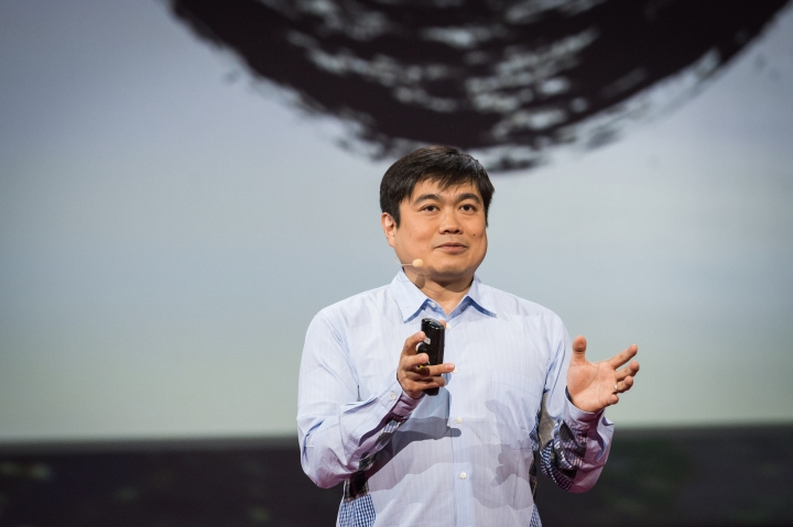 Joi Ito. Photo: Photo: James Duncan Davidson