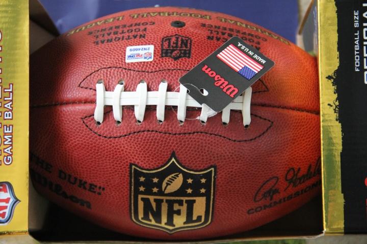 NFLのボール