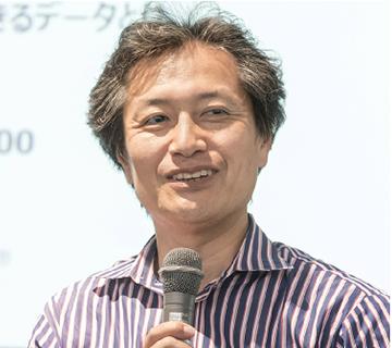 日経デジタルソリューションセミナーでの著者